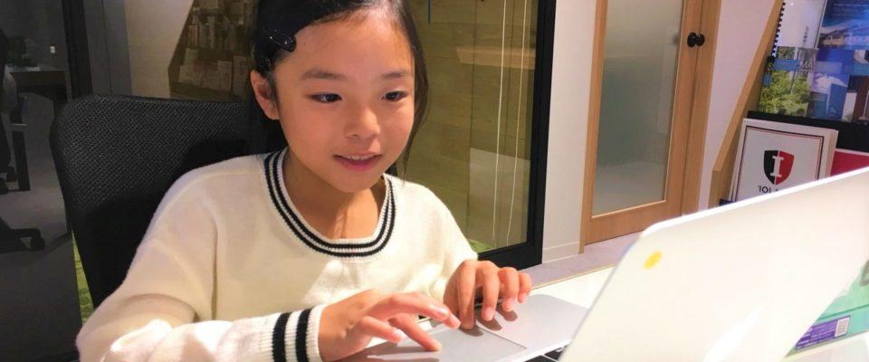 Yちゃん(小学校2年生女子)